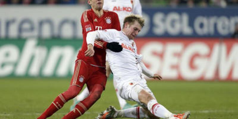 Augsburg - Bayern Münih: 0-2