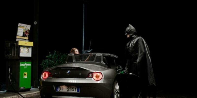 Benzincide karşınıza Batman çıkabilir