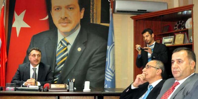 AK Parti Diyarbakır İl Başkanı istifa etti