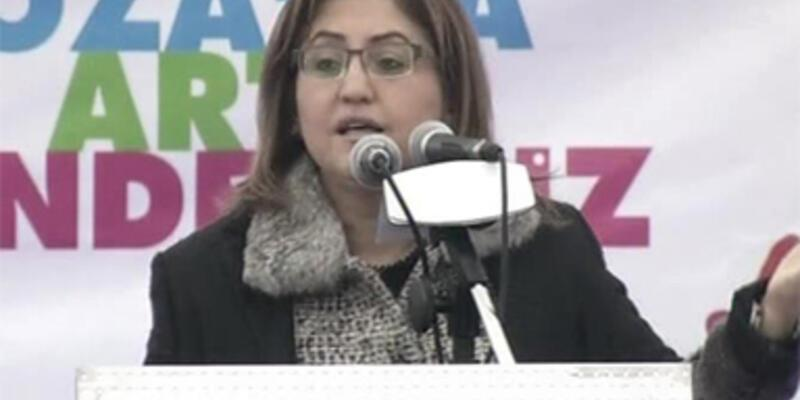 """Fatma Şahin'den """"şiddet gören vekil"""" açıklaması"""