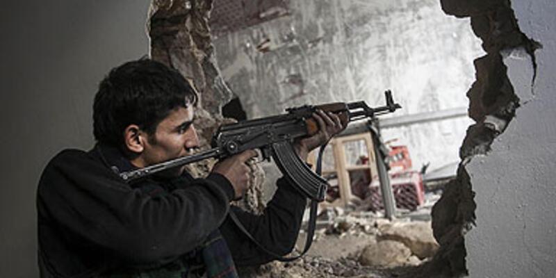 """""""ABD, Suriye'ye müdahale başlatmaya hazır"""""""