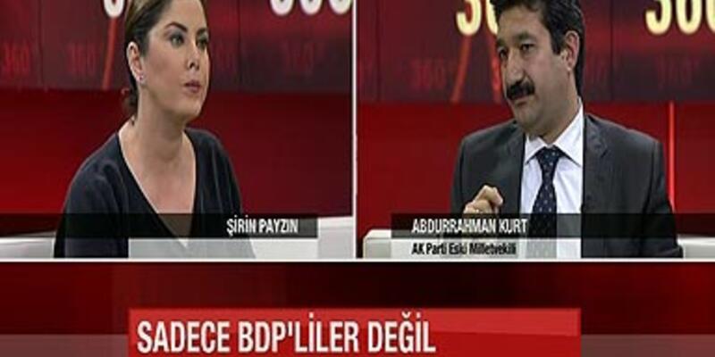 Eski AK Partili vekilden uyarı