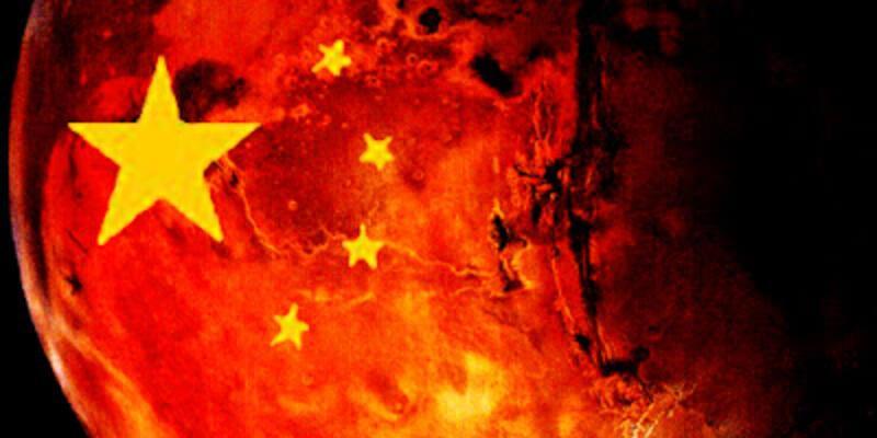 Çin Mars'la ciddi düşünüyor!