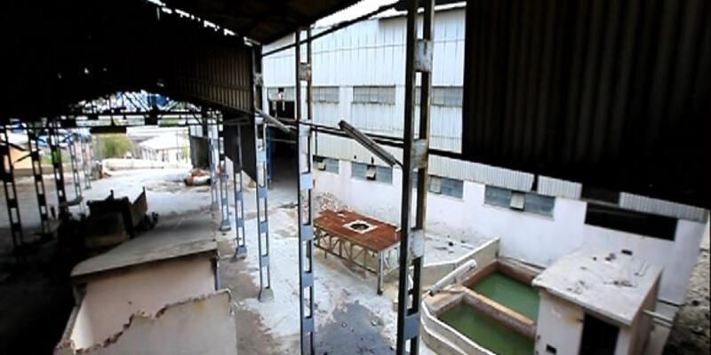 İzmir'in göbeğinde radyoaktif çöplük