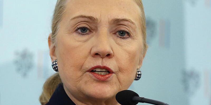 """Clinton, """"kimyasal silah""""la ilgili bir kez daha uyardı!"""
