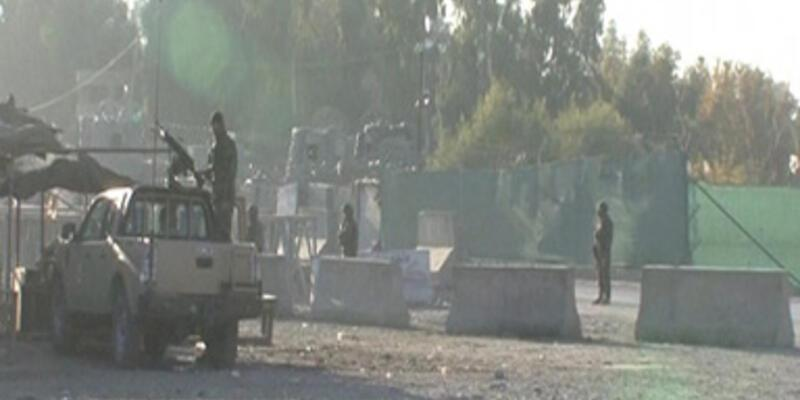 Amerikan-Afgan hava üssüne saldırı