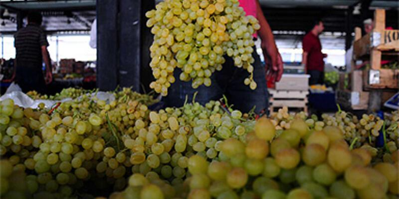 İstanbul'un zam şampiyonu yaş üzüm