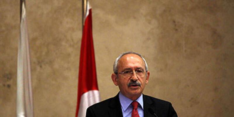 """Kılıçdaroğlu'ndan Başbakan'a: """"Aslan parçası"""""""