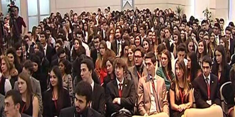 Euroasia-Mun Konferansı başladı