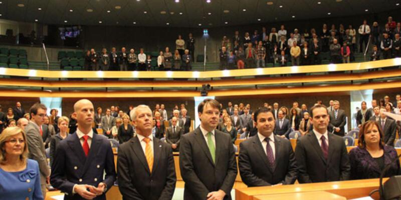 Hollanda'da iktidar ortağından Türkiye tepkisi!
