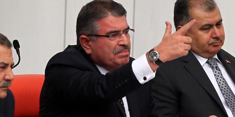 İdris Naim Şahin'den basın açıklamalarına sınırlama