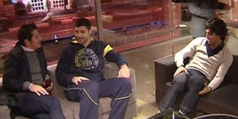 Arda ve Emre Fenerbahçe'yi ziyaret etti