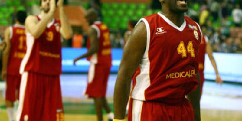 Galatasaray'a Domercant şoku