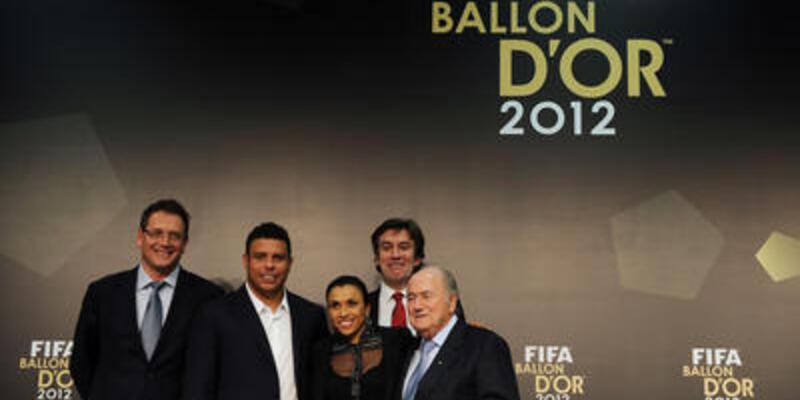 2012 Ballon d'Or finalistleri belli oldu