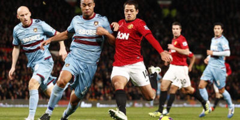 Manchester United, West Ham'ı da geçti