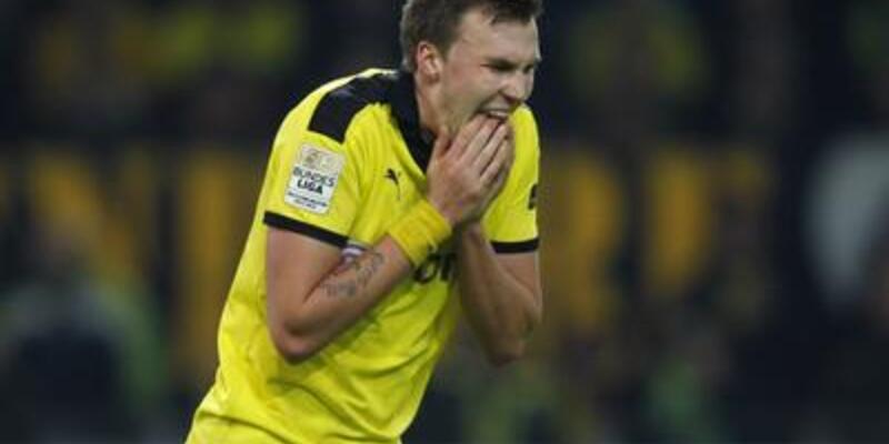 Dortmund puan kaybetti