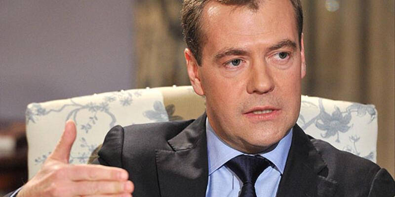 """Medvedev: """"Suriye'nin parçalanmasını istemiyoruz"""""""