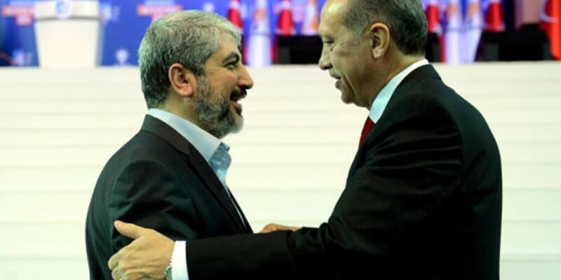 Hamas liderinden Erdoğan'a teşekkür
