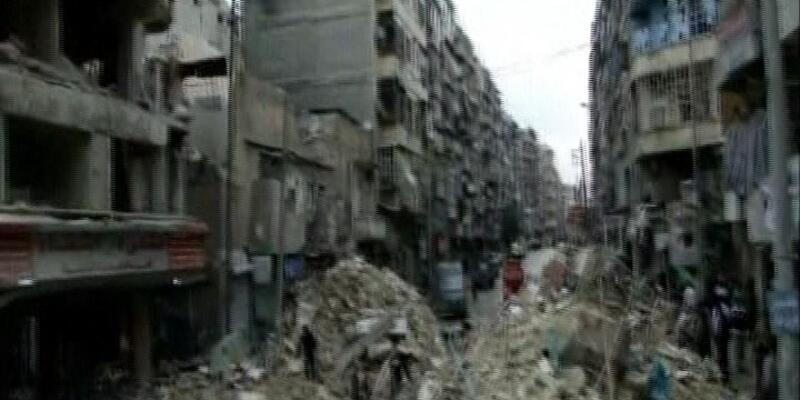 Suriyeli muhalifler helikopter üssünü ele geçirdi