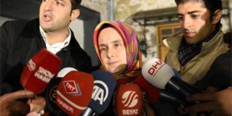 Erdoğan Başhar Kaddumi'nin eşiyle görüştü