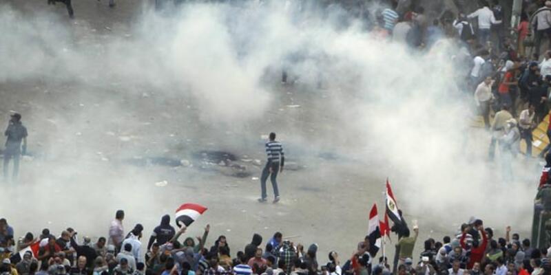 Mısır'da muhalifler Tahrir'deydi
