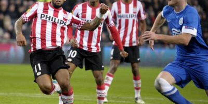 PSV Eindhoven -  Dnipro: 1-2