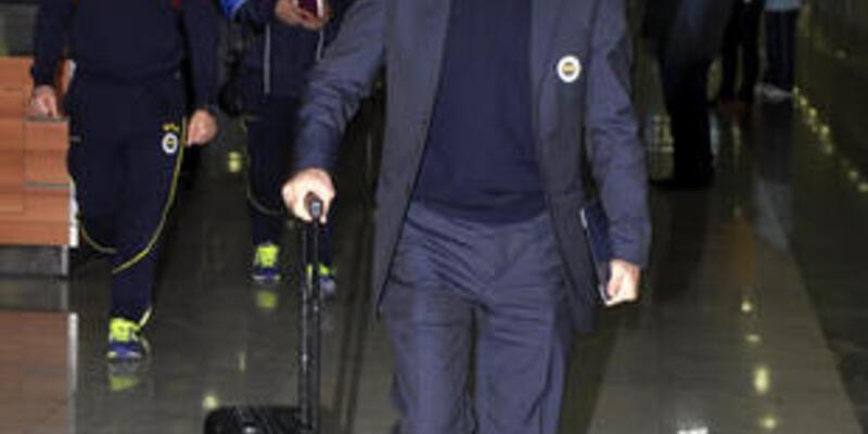 Fenerbahçe kafilesi döndü