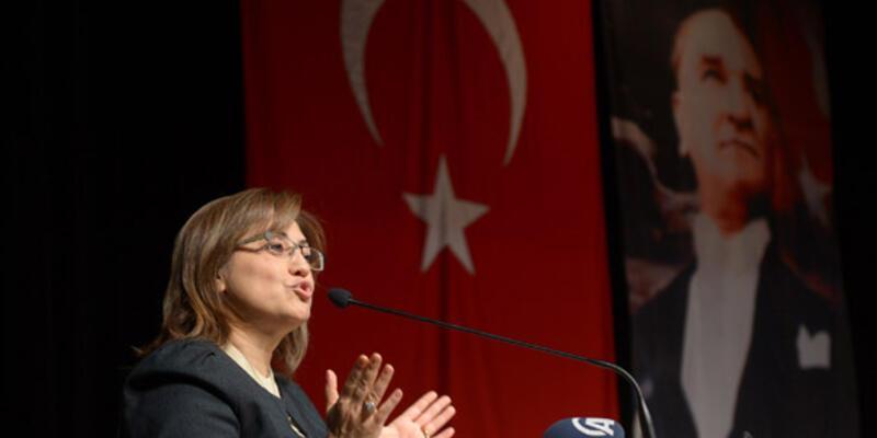 """Fatma Şahin: """"Öğretmenlik peygamberlik mesleği"""""""