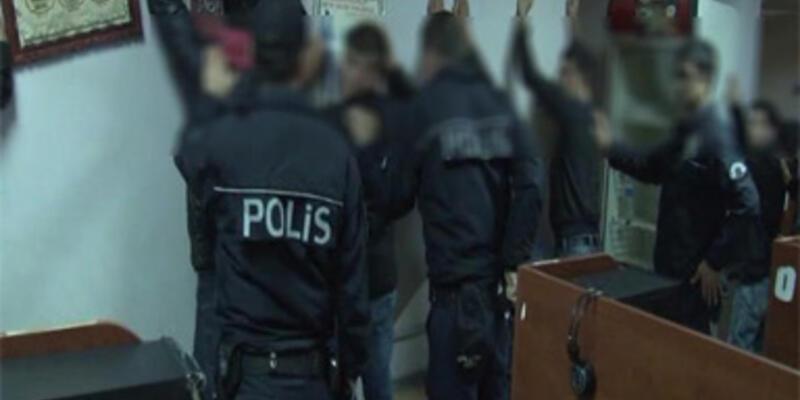 1000 polisle uyuşturucu operasyonu