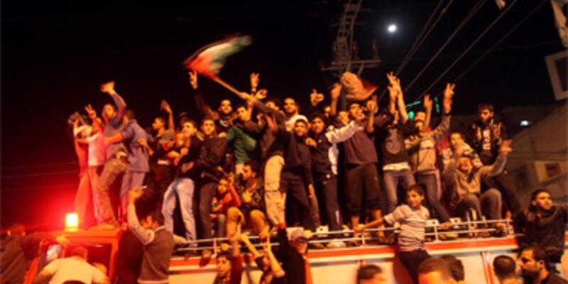 Filistin'de bayram havası!