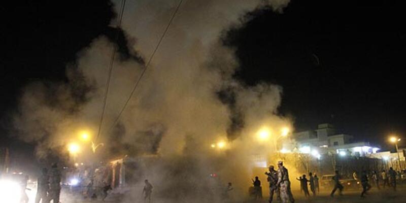 Camiye bombalı saldırı: 23 ölü, 36 yaralı