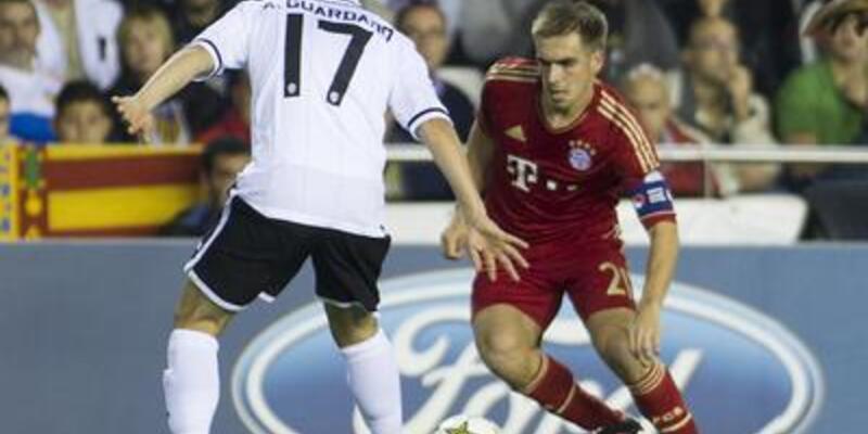 Valencia - Bayern Münih : 1-1