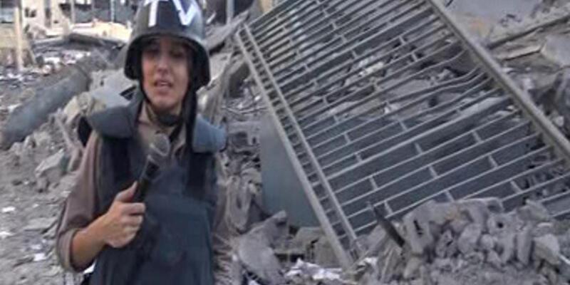 CNN TÜRK Gazze'ye girdi...