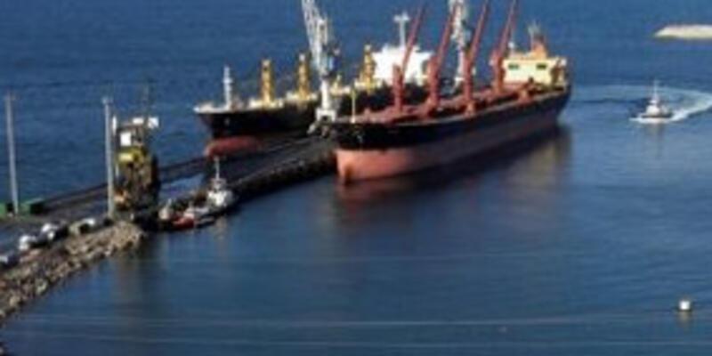 İsrail'e ticari gemi seferleri başladı