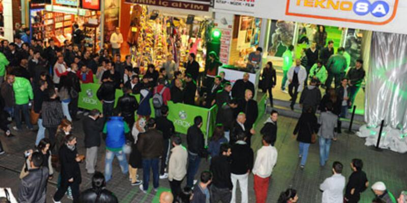 Xbox Türkiye'de resmen satışta