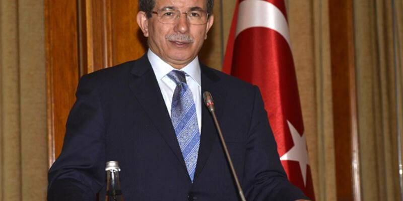 """Ahmet Davutoğlu: """"Sorun Rusya değil, Suriye krizi"""""""