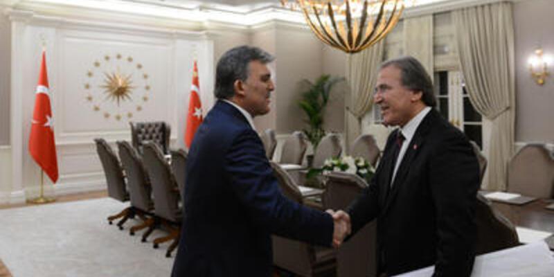 AK Parti heyetinden Gül'e ziyaret