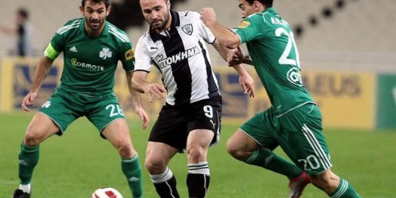 Panathinaikos - PAOK: 2-0