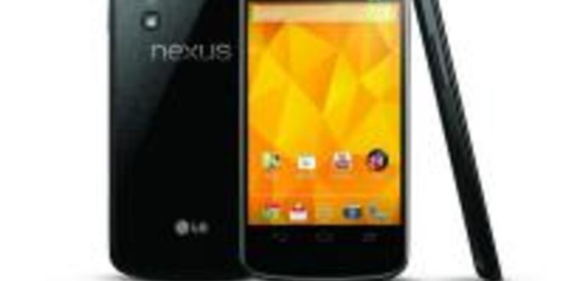 LG Nexus 4 satışa çıktı, anında tükendi