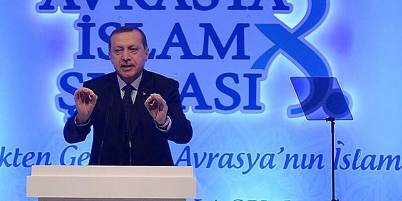 """Erdoğan: """"Tabularla İslam'ı gölgeleyemeyiz"""""""