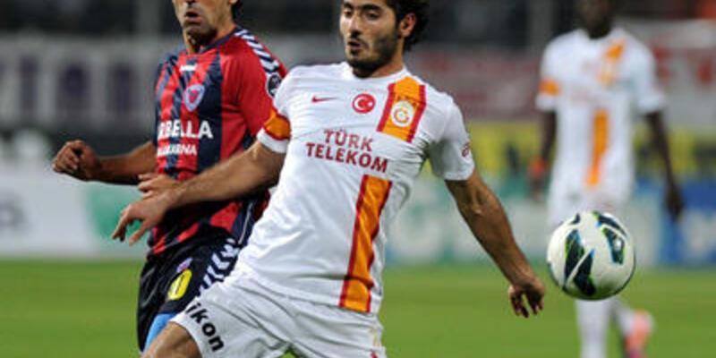 Galatasaray'dan Hamit'siz antrenman