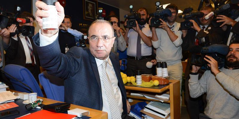 Meclisin eylemcisi: Mevlüt Aslanoğlu