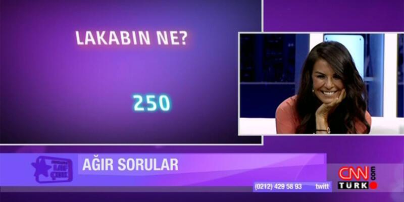"""Filiz Taçbaş: """"Benim lakabım deli"""""""