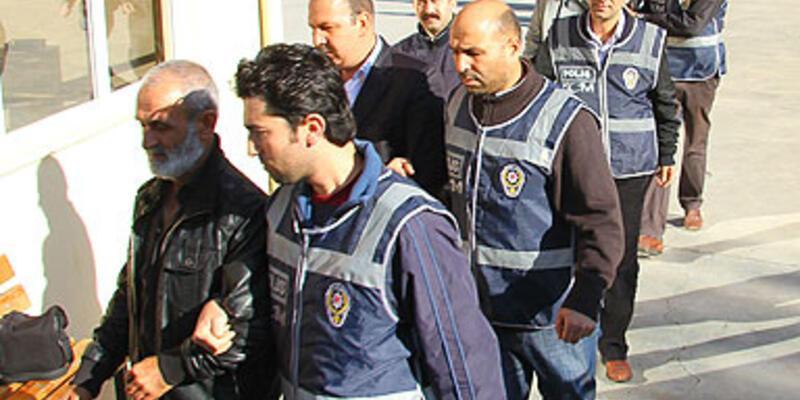 11 ildeki kaçakçılık operasyonunda 33 gözaltı