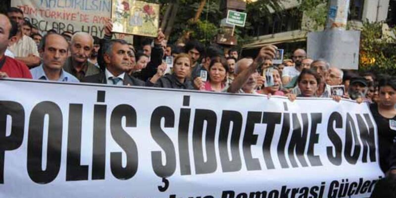 Öldüren polis görev başında, aile 58 yılla yargılanıyor