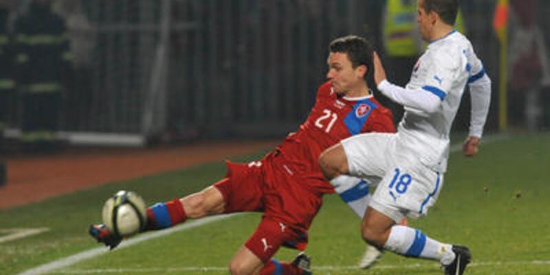 Çek Cumhuriyeti 3 Slovakya 0