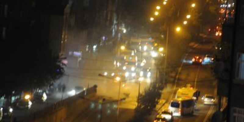 """Diyarbakır'da """"gürültü"""" eylemi!"""