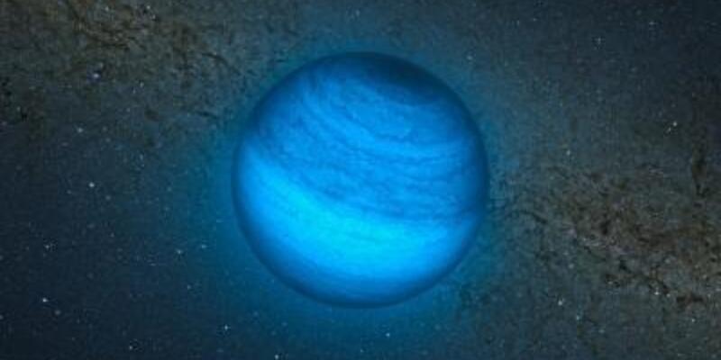 100 ışık yılı uzakta serseri gezegen bulundu!