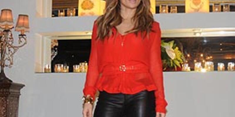 Jennifer Lopez İstanbul'da