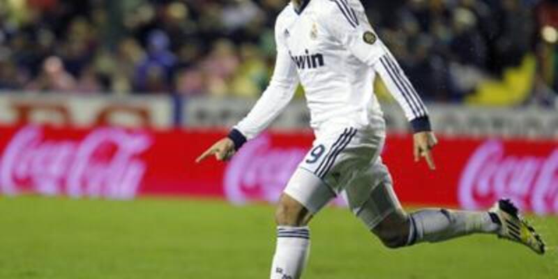 Real Madrid'i genç Morata kurtardı